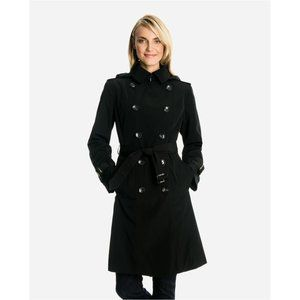 London Fog Classic Double Breasted Trench
